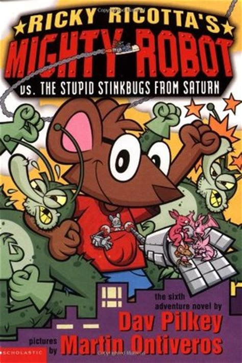 ricky ricotta ricky ricotta s mighty robot vs the stupid stinkbugs from
