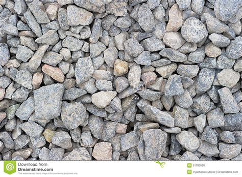 Bulk Gravel Bulk Gravel Stock Photo Image 51783058
