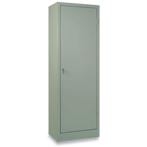 armadi con serratura armadio porta scope metallo con serratura cm 60x40x176h