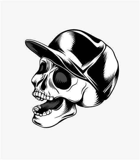 imagenes de calaveras asesinas sombrero calavera blanco y negro cr 225 neo el terror png