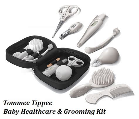 Tommee Tippee Healthcare Kit Complete Baby Care Kit tommee tippee baby healthcare grooming kit mungsiji