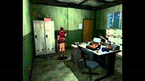vizzed room resident evil 2 psx save room theme