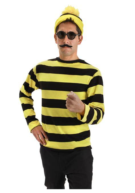 wheres waldo costume odlaw costume