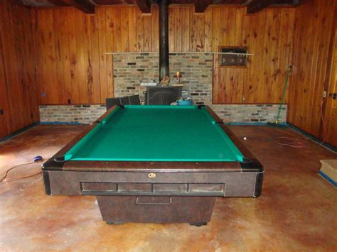 Gandy Pool Tables by Furniture Stores Gandy Pool Table Images