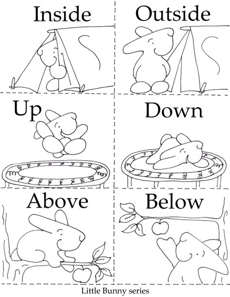 opposites coloring pages for toddlers opposites coloring pages coloring page for