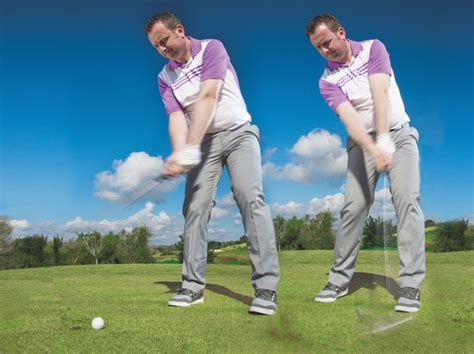 aj golf swing golf tips execute the perfect punch shot golf magazine