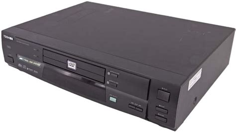 toshiba model sd 2200 2 disc dvd player home theater