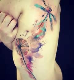 Cool dragonfly tattoo dragonfly side tattoo on tattoochief com