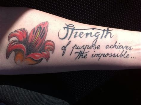 strength quote tattoos strength quotes tattoos quotes about strength