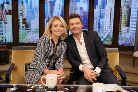 kelly ripa news blogs and latest updates abc news live with kelly and ryan heads to niagara falls ontario