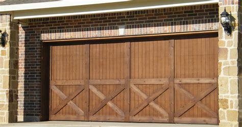 Garage Door Veneer Wood Veneer Garage Doors Garage Door Services