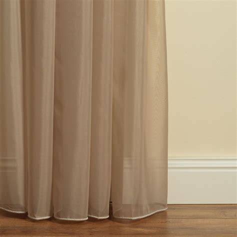 voile drapes serenade mink ado 3021 304 voile curtain from net