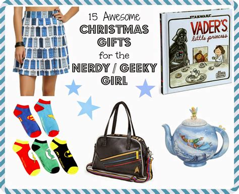15 awesome christmas gifts for the nerdy geeky girl