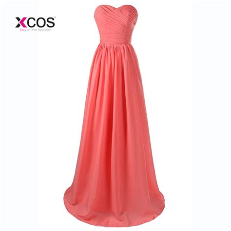 coral color dress coral color bridesmaid dresses 2017 sweetheart