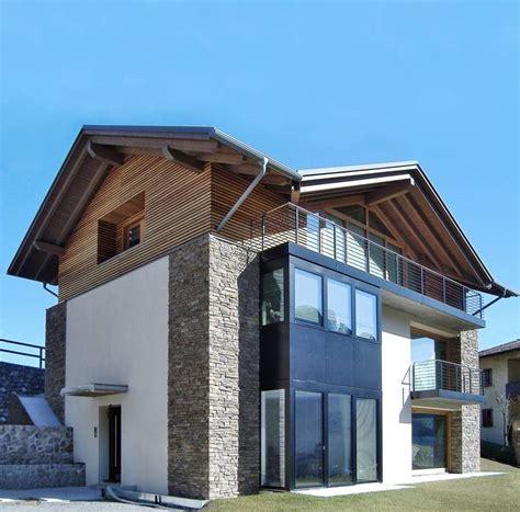 Hausfassade Aus Holz by Traum In Holz Hochwertige Hausfassaden