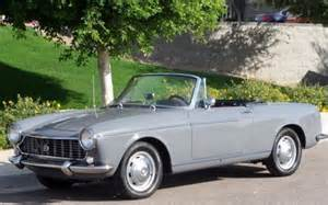 Fiat Cabriolet For Sale 1966 Fiat 1500 Spider Bring A Trailer