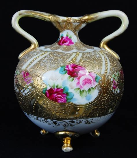 Nippon Porcelain Vase by The 184 Best Images About Nippon Vases So Beautiful On Antiques Porcelain Vase And