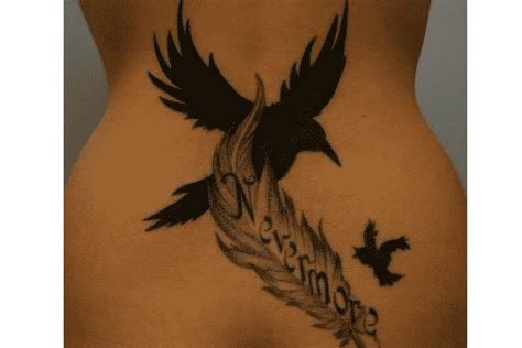 nevermore tattoo 63 tattoos ideas