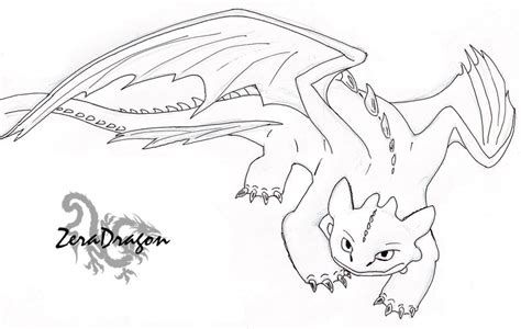 baby toothless the dragon coloring pages baby best free