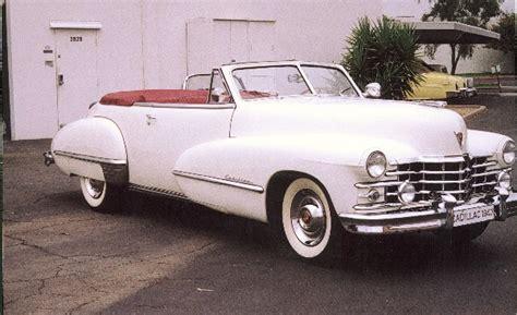 1947 Cadillac Convertible 1947 Cadillac Series 62 Convertible Barrett Jackson