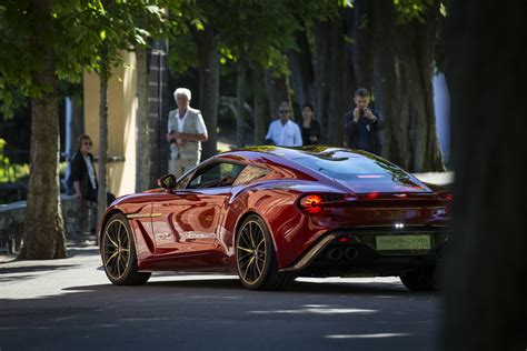 aston martin vanquish zagato does the aston martin vanquish zagato work as a