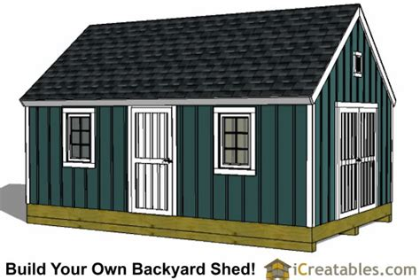 colonial shed plans build  shed   england