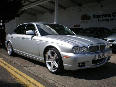 jaguar xj for sale used used jaguar xj 2008 diesel 2 7 tdvi sovereign lwb saloon