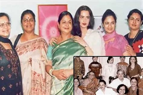telugu actress pushpavalli what is the true life story of bollywood actress rekha