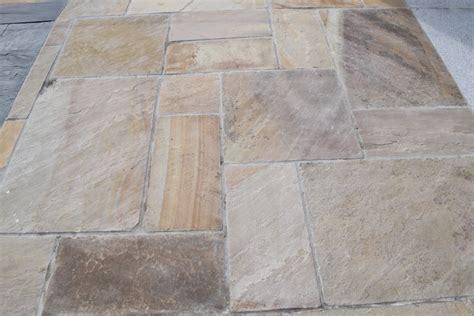 paving Fossiliferous Sandstone