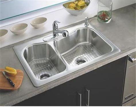 kohler sinks kitchen kohler kitchen sinks hac0