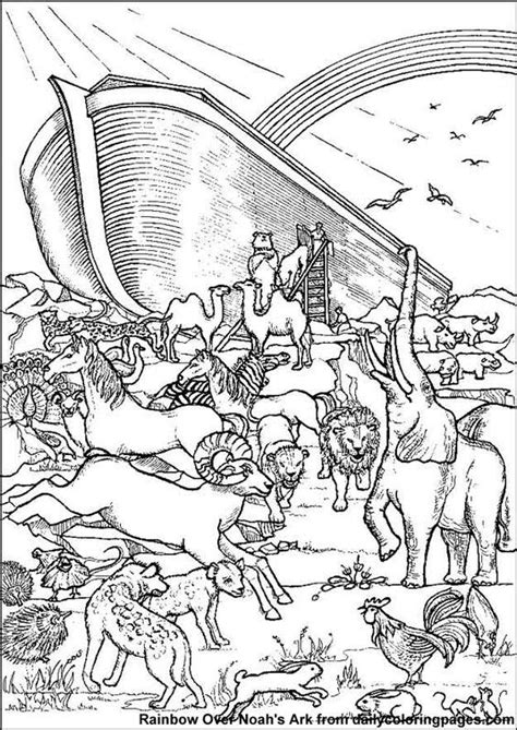 coloring pages for noah s ark noah s ark printable coloring pages