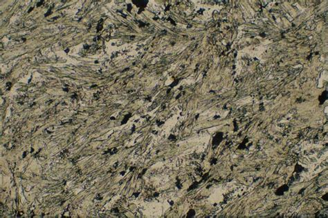 actinolite in thin section tremolite actinolite