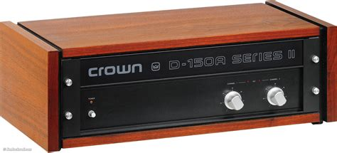 Lifier Ii by Crown D150 Integrated Circuit Stereo Lifier 28 Images