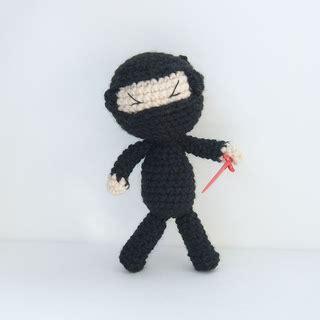 amigurumi ninja pattern free ravelry amigurumi ninja attack pattern by karla fitch