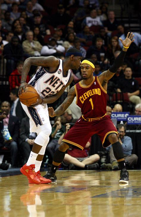 anthony daniels new jersey daniel gibson photos photos cleveland cavaliers v new