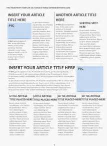 microsoft word newspaper template newspaper template free microsoft word newspaper