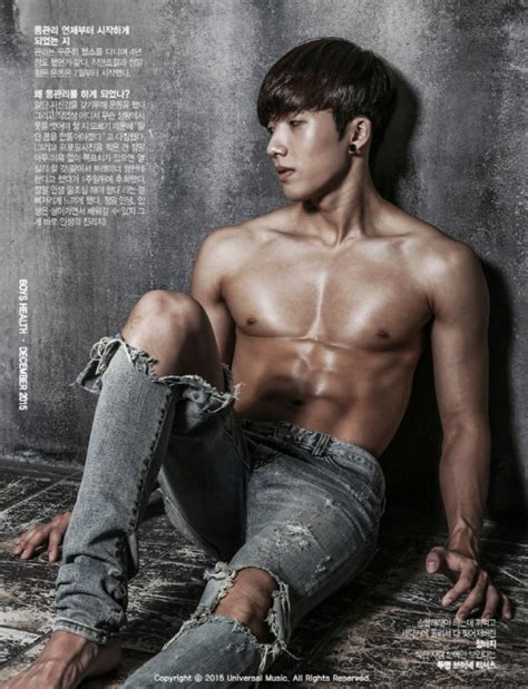 Real Simple Magazine by Boys Republic S Sungjun Amp Onejunn Reveal Chocolate Abs On