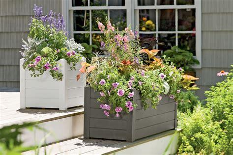 Outdoor Garden Planters by Unique Outdoor Planters For Your Garden Homesfeed