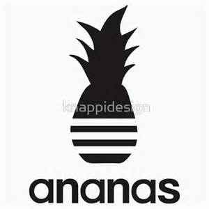 Green And Brown Duvet Covers Quot Ananas Parody Logo Quot T Shirts Amp Hoodies By Knappidesign