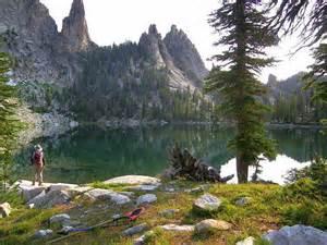 Frank Church River of No Return Wilderness, Bighorn Crags ...
