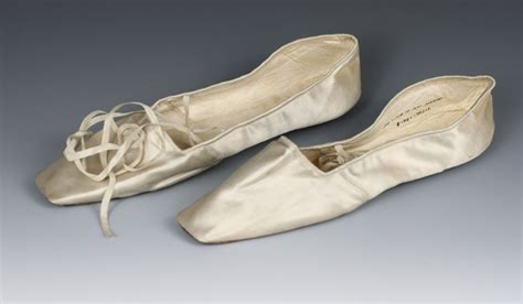 satin slippers white satin slippers albany institute of history and