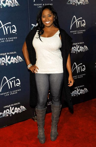 Shar Jones Back In by Shar Jackson Pictures Zarkana By Cirque Du Soleil Las