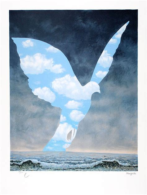 magritte world of art 0500201994 rene magritte the great family la grande famille