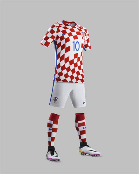 Jersey Go Croatia Home croatia 2016 nike home away shirts football