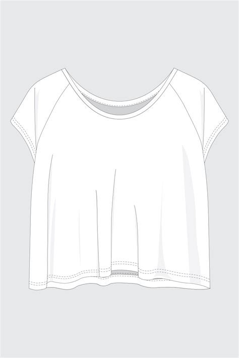 pattern grain line grainline studio 11007 penny raglan downloadable pattern