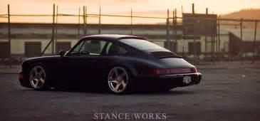 Porsche Works Stance Works Amir S Wide Porsche 911