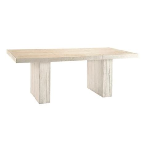 faux wood outdoor dining table emerson faux wood dining table frontgate