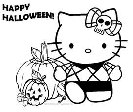 halloween coloring pages preschoolers free large images
