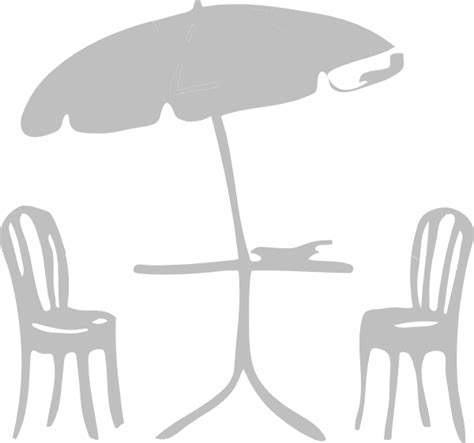 table with chairs clipart chair clipart table chair pencil and in color chair