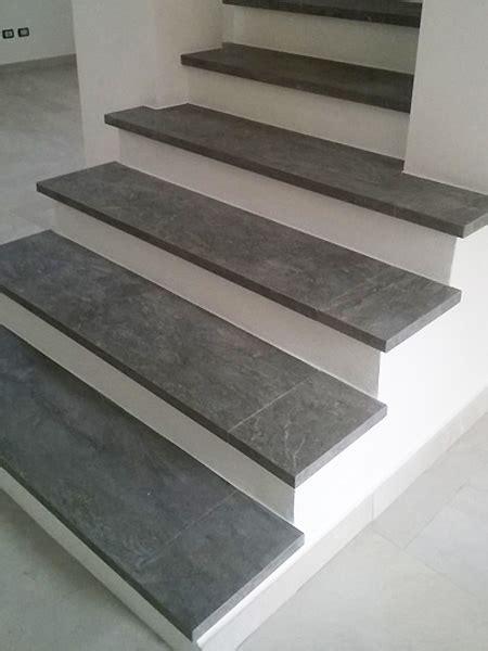piastrelle scale scale e bordature lavorazione piastrelle gres porcellanato